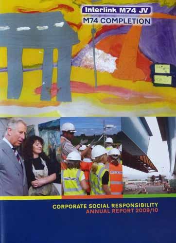 Interlink M74 Annual Report
