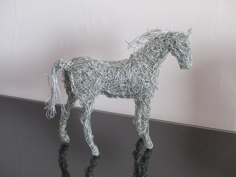 6. Wire pony available